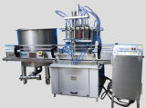 Type linéaire complètement automatique machines de écriture de labels de machine de remplissage de boisson