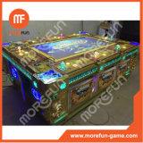 Máquina de juego de vector de rey Fishing del océano