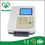Испытание руководства ECG My-H008A 12 с системой печатание