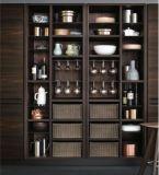 Neuer Entwurf Kraftstoffregler-orange befestigte modulare Küche