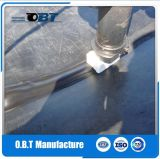 CNC 용접공을%s 플라스틱 널 압출기 손 접촉 용접 기계장치