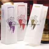 Высокосортный мешок пластичный упаковывать подарка PP для красного вина