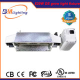 Crecer doble ligero de HPS CMH 600W 1000W terminado crecen el reflector de las luces
