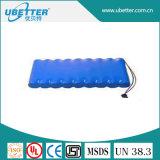 batterie du pack batterie LiFePO4 de lithium de 7.4V 6800mAh pour la batterie d'instruments de mètre