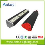 Luz linear industrial de la bahía 150W del LED alta para el taller/el almacén