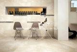 完全なボディLapatoの磁器によって艶をかけられる無作法なガラス化されたタイル(MB6057)壁およびフロアーリングのための600X600mm