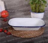 Utensílios de mesa/Bakeware/bandeja da placa de /Pie do prato manteiga do esmalte