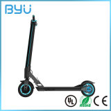 Motorino d'equilibratura di auto elettrico della rotella della batteria di litio due con la maniglia