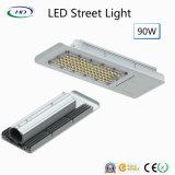 Luz de rua quente do diodo emissor de luz da venda 90W para a utilização ao ar livre
