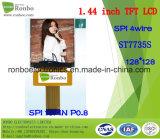 1.44 панель Spi 128*128 TFT LCD дюйма, St7735s, 16pin с экраном касания варианта