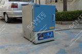 1800c che estigue fornace per il trattamento termico 300X400X300mm