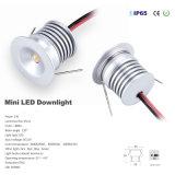 el proyector IP65 12V de 1W LED impermeabiliza la iluminación del punto del LED