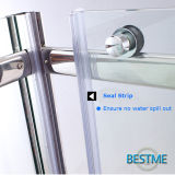 Tamaño personalizado material del acero inoxidable para puertas de baño (BL-F3002)