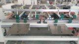Dispositivo di piegatura semi automatico Gluer/macchina di cartone corrugato del cartone della colla