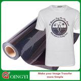 Vinyle de transfert thermique de scintillement de lumière d'usine de Qingyi pour le vêtement
