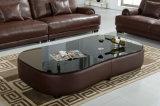 Salone moderno di cuoio del sofà di alta qualità