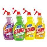 Nettoyeurs favorables à l'environnement de ménage de produit d'épuration de détergent de blanchisserie de nettoyeur de toilette