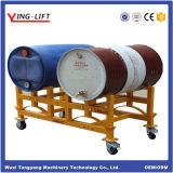 Zorras do armazenamento de cilindro da capacidade do cilindro de aço 1500kg