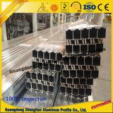 Fabrikant 6063 het Profiel van het Venster van het Gordijn van het Aluminium voor de Bouw