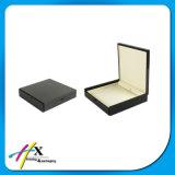 Rectángulo de empaquetado personalizado de la joyería de papel del precio de fábrica