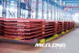 Tubo de sobrecalentador del acero de carbón de ASME SA209