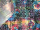 Ткань 100% печатание цифров полиэфира для одежды одежды