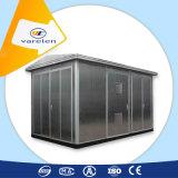 Subestação Photovoltaic do transformador elevador da energia nova