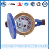 Multi Jet Liquid Sealed Brass Water Meter
