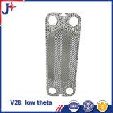 중국 제조 공급 Vicarb V28 열교환기 격판덮개
