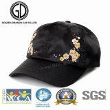 Chapeau populaire de papa de base-ball de papa de la vente 2017 chaude avec l'impression d'écran et le logo de broderie