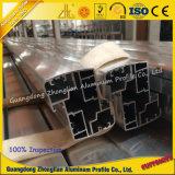 Porta ecológica do perfil de alumínio da porta de Eco com anodização