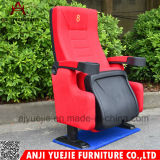 Faltender Theater-Lagerungs-Stuhl mit Becherhalter Yj1809A