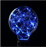 MTX 당 3D 별 은 유리 LED Edison 전구 E27 다채로운 LED 램프 220V Retro 필라멘트 빛 Edison 전구 3W 5W Lampara Bombillas