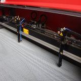 Cortadora espaciosa del laser para el tratamiento por lotes de los bordados (JM-1825T-AT)