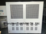 55kw (15 RT) Air-Cooled Water Chiller with Shell and Tube Heat Exchanger