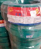 Fio elétrico flexível isolado PVC do tanoeiro Bvr