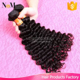 도매 모발 제품 Malaysian 인간적인 Remy 머리 부속품