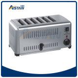 Ect2450セリウムの公認の電気コンベヤートースターか自動チェーン炉のコンベヤートースター