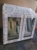 Двойник повиснул изолированное Windows стеклянное окно PVC