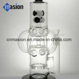 Eben rauchender Glasrecycler Waterpipe (AY026)