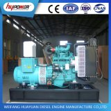 75kVA / 60kw Cummins generador tipo abierto con 6bt5.9-G2