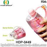 2017 de nieuwe Vrije Plastic Fles van het Water van de Sport BPA, de Plastic Fles van het Water van de Sport met Stro (hdp-0449)