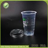 transparente Solo freie Plastikcup der partei-16oz/500ml
