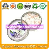 Коробка олова конфеты, жестяная коробка шоколада, олово еды, олов печенья