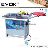 Machine semi automatique en bois de bordure foncée de Mannual de bâti de PVC de meubles (FBJ-888-A)