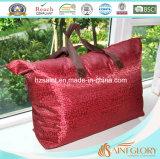 Custom China Pure seda de mora conjunto edredón edredón