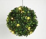 Hängende Topiary-Solarkugel, Dia20cm