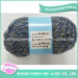 Fios têxteis Fios Venda de tricô suprimentos extravagante baratos Nylon Fios