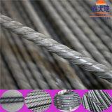 Fil d'acier contraint d'avance avec la norme chinoise GB5223-2014