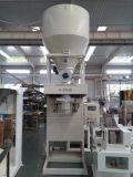 Insacchettatrice della polvere del quarzo con il trasportatore e la macchina per cucire